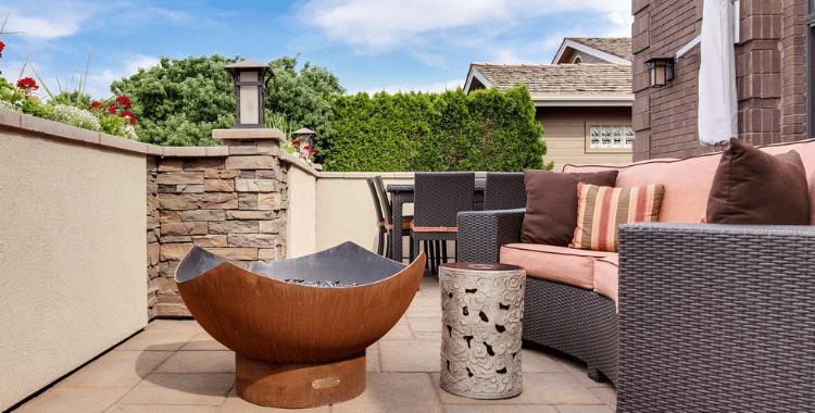 is outdoor furniture water resistant