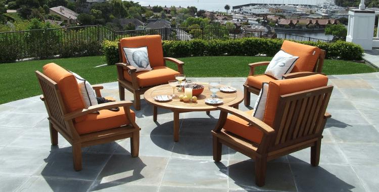 is outdoor furniture waterproof