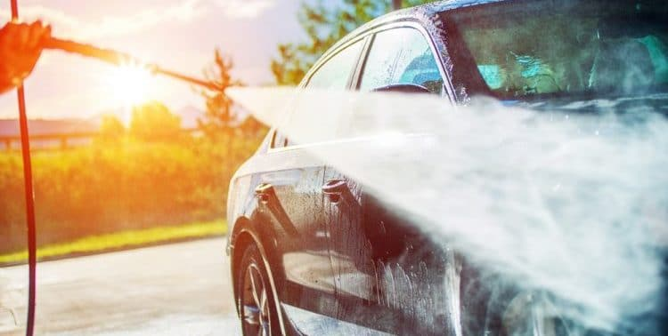 Can Pressure Washers Damage Car Paint?