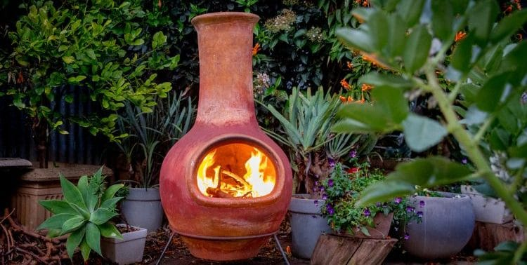 Is a Chiminea Safer Than a Fire Pit?