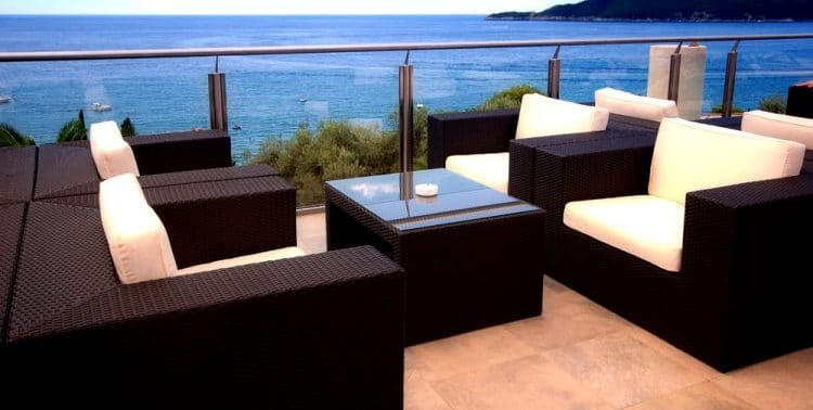 What is Deep Seating Patio Furniture?