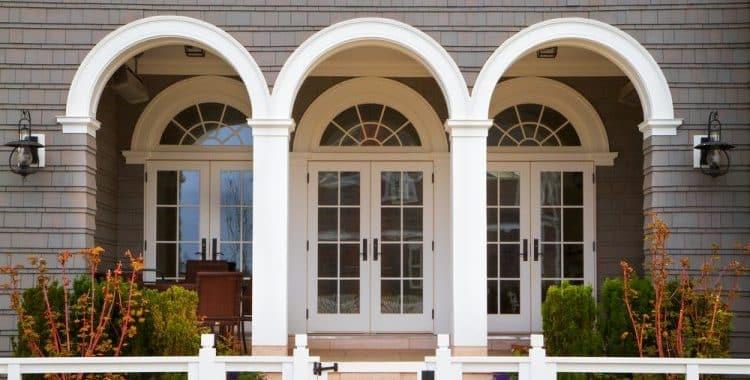 Can Patio Doors Be Used As Your Front Door?