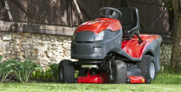 Are lawn mowers tractors?