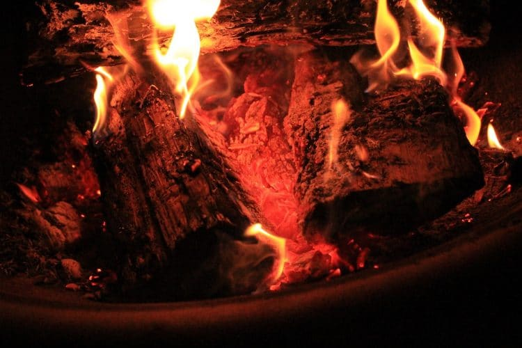chiminea v fire pit