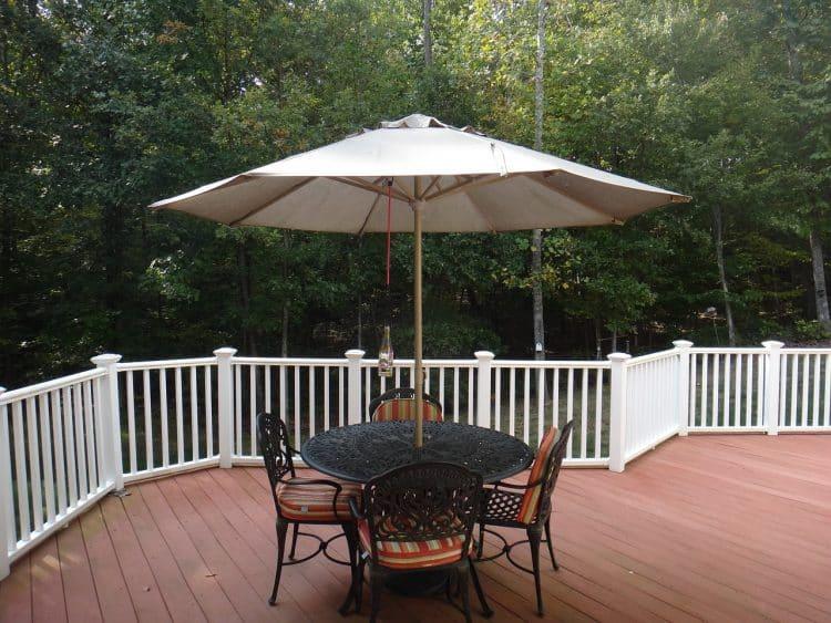 outdoor decking furniture