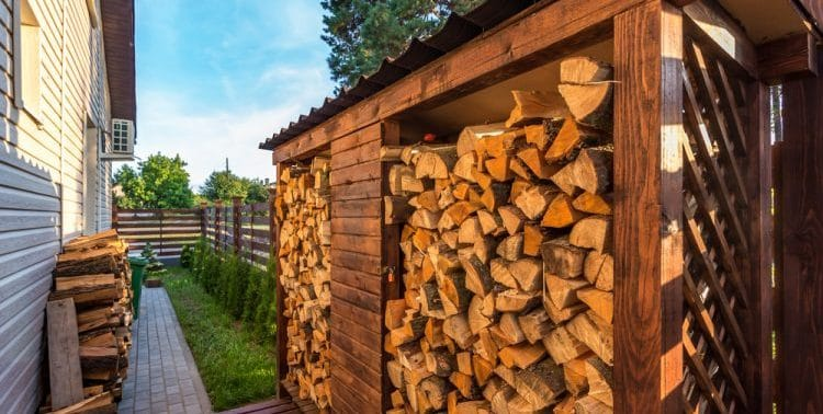 Why Are Log Stores Open At The Front?