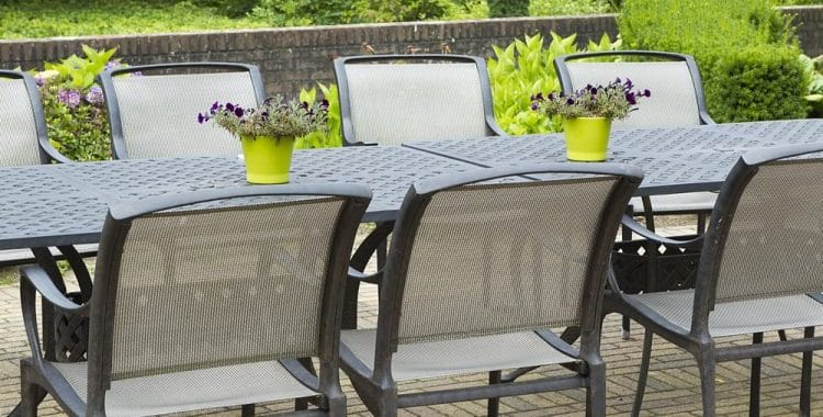 Can Sling Patio Chairs Be Repaired?