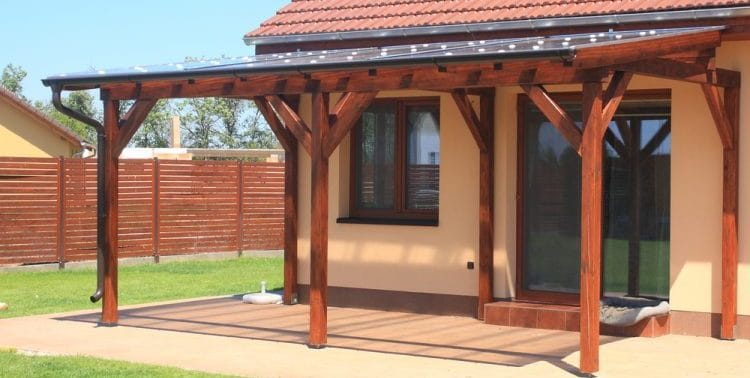 Can Pergolas Have Roofs? (Quick Read)