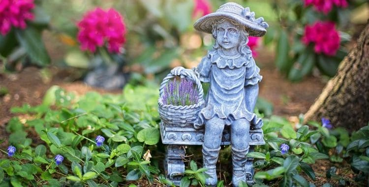 What Are Garden Statues Made of?