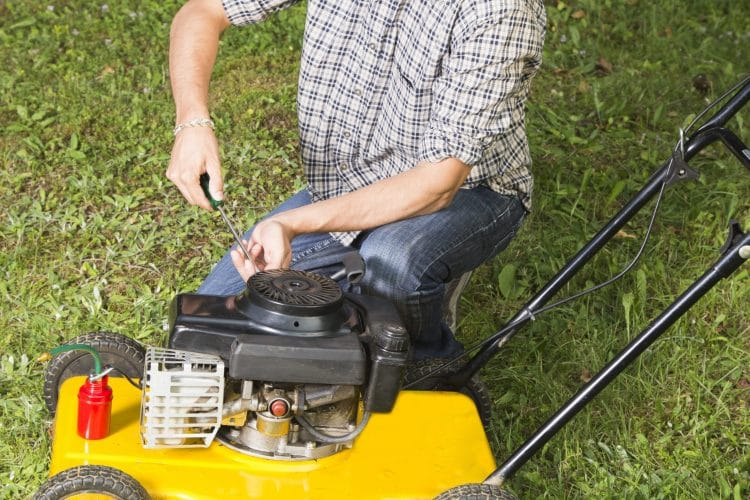 Are mowers 2 or 4 cycle?