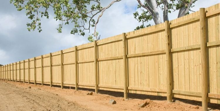 What Should I Set My Fence Posts in?