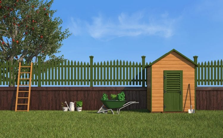 Can You Paint Plastic Storage Sheds?