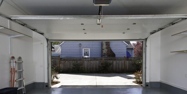 How To Enlarge a Garage Door Opening (Width & Height)