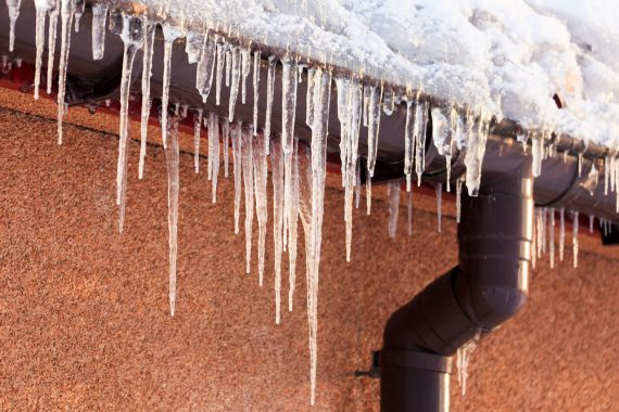How Do You Keep Snow From Tearing Down Gutters?