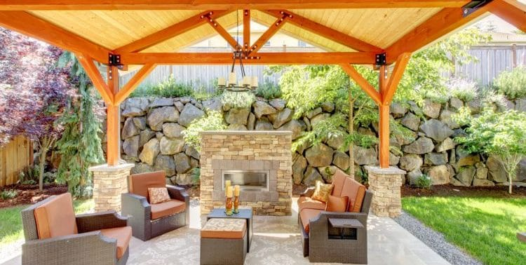 Does a Patio Need a Roof?