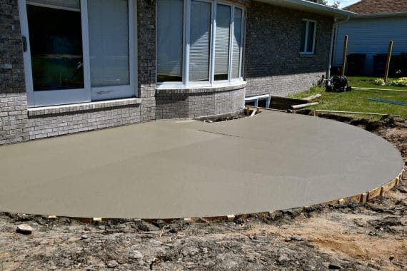 When Can I Put Patio Furniture On New Concrete?