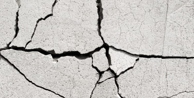 What Can I Use To Fill Cracks in Concrete?