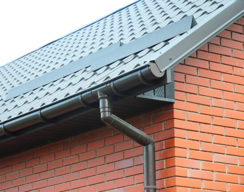 Can You Put Gutters on a Metal Roof?