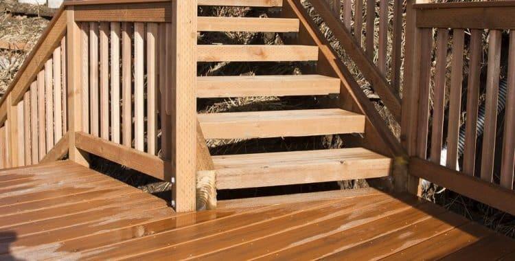 Do Deck Stairs Need Railings?