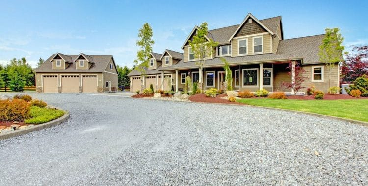 What Grade is Driveway Gravel?